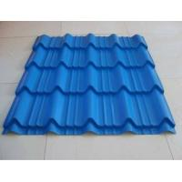 Wholesale Custom Gi Colour Coated Sheet Pre Painted Galvanized Steel Sheet In Corrugation from china suppliers