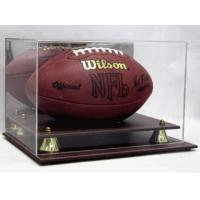 Wholesale ABMD_001 Clear Acrylic Ball Display/Acrylic Mould Display/Acrylic Football Display Box from china suppliers