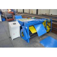 Wholesale 3 Rows Metal Plate Cutting Machine Cut to Length Line Thickness 1 - 3mm from china suppliers
