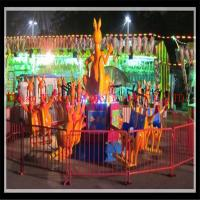 Wholesale Fiberglass amusement rides kangaroo jumping kiddie ride for sale from china suppliers