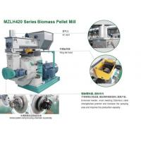 Wholesale Humanized Biomass Pellet Machine Wood Pellet Mill With 1 To 1.5 Ton from china suppliers