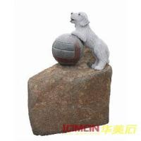Wholesale Stone Dog, Granite Dog Statue (XMJ-DO02) from china suppliers