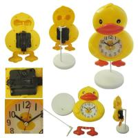 Wholesale Rhubarb duck design alarm clock for home decoration from china suppliers