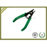 Buy cheap Proskit 3 Hole Fiber Optic Cable Stripper / Fibre Optic Cable Stripping Tools from wholesalers