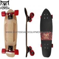 """Wholesale cruiser boards 27.75*7.75"""" abec 7 bearing os780 grip tape 5"""" small seagull trucks shr wheel canadian maple  skateboards from china suppliers"""