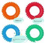 Wholesale EVA Deet Free Citronella Bracelets / Mosquito Repellent Coil Bracelet from china suppliers