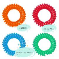 Wholesale EVA Natural Waterproof Mosquito Repellent Coil Bracelet Deet Free from china suppliers