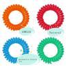 Buy cheap EVA Deet Free Citronella Bracelets / Mosquito Repellent Coil Bracelet from wholesalers