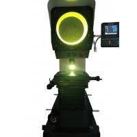 Wholesale Obverse Image Vertical Optical Profile Projector  200x100mm Stage Travel  Ø300mm from china suppliers