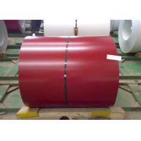 Wholesale Custom 0.15mm Thickness RAL Color Aluzinc Prepainted Steel Coils With Protective Film from china suppliers
