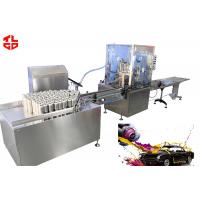 Wholesale Aerosol Spray Paint Filling Machine For Graffiti / Furniture Repair / Car Refinishing from china suppliers
