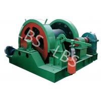 Wholesale Low Speed Electric Rope Winch For Lifting / Dragging , Electric Marine Winch from china suppliers
