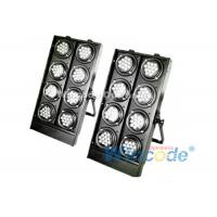 Wholesale Stage Effect LED Audience Blinder 96pcs 3W 8 Eyes RGBW Clear Pattern Noiseless from china suppliers