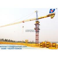 Quality QTZ5515 External Climb Construction Cranes Tower 8tons Load 1.5t Tip Load for sale