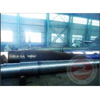 Wholesale OEM Marine Auto Parts Open Die Disc Forging ASTM / Alloy Steel Spindle Shaft Forging from china suppliers