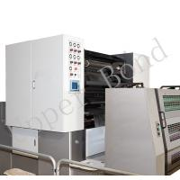 Wholesale Custom High Speed Automatic Foil Stamping Machine 0.9m×2.3m×0.9m from china suppliers