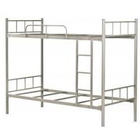 Wholesale Kids Double Deck Bunk Bed Bedroom Sets , Custom metal full size loft bed from china suppliers