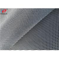 Wholesale Thick Polyester 3D Sandwich Mesh Fabric Knitting For Shoes , 170cm Width from china suppliers