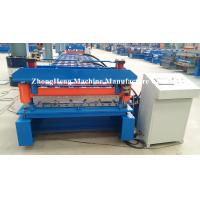 Wholesale metal roofing iron sheet zink metal building material cold roll forming machine from machinery from china suppliers