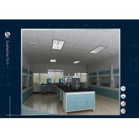 Wholesale Water Purification System Chemistry Lab Furniture , Workarea Electronics Lab Furniture from china suppliers