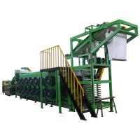 Wholesale CE Advanced Batch off cooler / Rubber sheet cooling machine / Cooling line for rubber from china suppliers