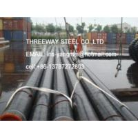 Quality Longitudinal Welded Pipes for sale