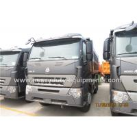 Wholesale A7 Sinotruk HOWO Tipper Truck Euro 3 and 420 hp for heavy duty transportation from china suppliers