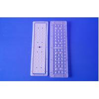 Wholesale High Power LED 3030SMD LED Module And 30x70 Degree PC Street light Lens For 56W from china suppliers