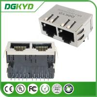 Wholesale Custom 1000BASE Integrated RJ45 Jack w / o led for Router or Computer applications from china suppliers
