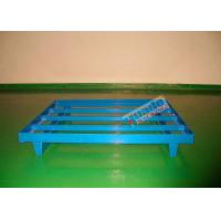 Buy cheap Welded steel pallet for logistics centers, e shops, plants, distribution centers from wholesalers