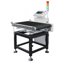 Buy cheap Industry Auto Check Weigher Machine Mild Steel with Belt Conveyor from wholesalers