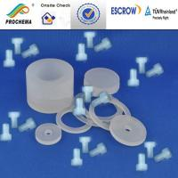 Wholesale PCTFE screw straight couplings from china suppliers
