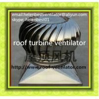 Wholesale 600mm roof cowl for warehouse stainless steel from china suppliers