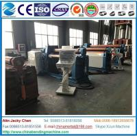 Wholesale MCLW12CNC-20X2000 Hydraulic 4 Roller Plate Rolling/Bending Machine with CE Certification from china suppliers