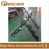 Wholesale Auto Accessories Universal Black Rear Bike Carrier rack , 1- 2 Bike Capacity from china suppliers