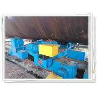 Wholesale Steel Wheel Heavy Duty Tank Turning Rolls For Bridge Pile Welding from china suppliers