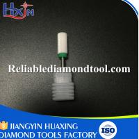 Wholesale Medium Barrel Ball High-end Models Total Length 40MM White Ceramic Drill Bit from china suppliers