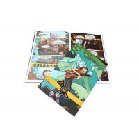 Wholesale Full Color Comic Book Printing Storage Old Comic Books For Children Education from china suppliers