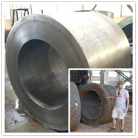 Wholesale Forged Shell Heavy Steel Forgings Special Sizes Manufacturing & Mining Cylinder Forgings from china suppliers