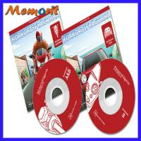 Wholesale Customized / OEM DVD-5: 4.7G  /  DVD-9: 8.5G  / DVD-10:9.4G 120mm DVD Copying Service from china suppliers
