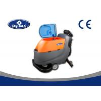 Wholesale Dycon ISSA member Manufacturer Floor Cleaner , Floor Scrubber Dryer Machine With Two Floor Scrubber from china suppliers