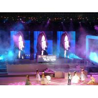 Wholesale Full Color Iron 5000-9500 P10 5000 - 9500K 110V / 60Hz Led Stage Backdrop Screen from china suppliers
