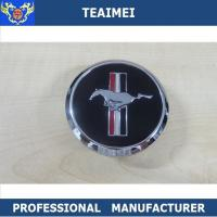 Quality Chrome 75mm Center Wheel Cover Hub Cap , ABS Plastic Alloy Wheel Cap for sale