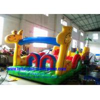 Wholesale Commercial Inflatable Water Park For Kids, Inflatable Water Obstacle Course from china suppliers