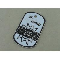 Wholesale MACCABI Personalized Dog Tags By Aluminum Stamped With Soft Enamel from china suppliers