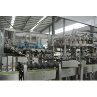 China Auto Glass Bottled Water Filling And Capping Machine 1 Year Guarantee on sale