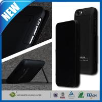 Wholesale Black 3500mAh Rechargeable External Backup Charger Iphone 6 Battery Case from china suppliers