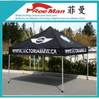 Quality Custom 3 x 3m Windproof 420D Oxford Folding Event Canopy Tent For Advertising for sale