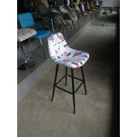 Quality Fabric seat / Wood and Metal Bar Stool /Morden Commercial Cheap Used Chair HR-912 for sale