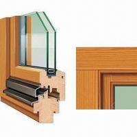 Wholesale Window Frame with Wood/Aluminum/PVC Material from china suppliers
